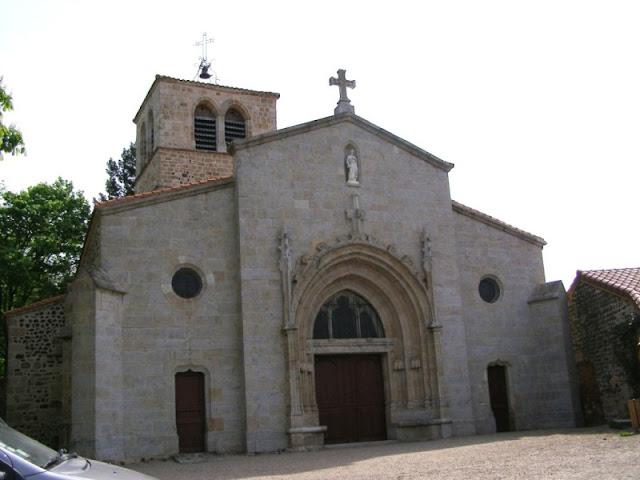 église de Marcilly-le-Châtel