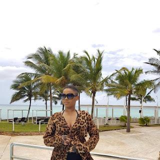 """Photos From Chidinma Ekile""""s Vacation in Zanzibar"""