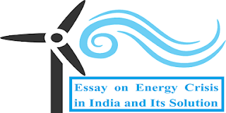 Essay On Energy Crisis In India And Its Solution  Wikiessays Energy Crisis In India And Its Solution