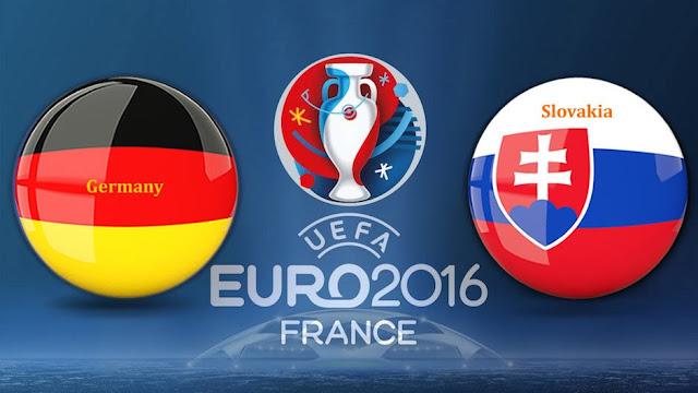 LIVE SCORE EURO: Hasil Jerman vs Slovakia Prediksi Skor dan Jadwal Piala Eropa 2016 di RCTI Live Streaming