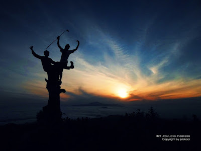 sunrise puncak b29