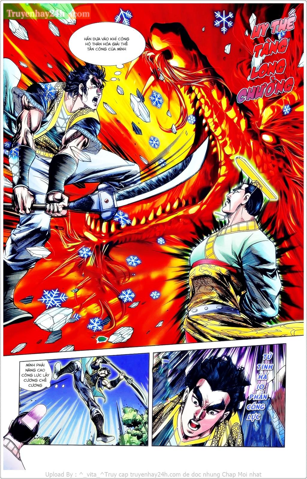 Tần Vương Doanh Chính chapter 23 trang 19