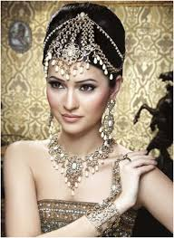gold plated maang tikka online shopping in Gambia, The