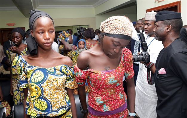 We Were Kept At A Top Anti-Jonathan Politician's House In Gwoza For 8mnths – Rescued Chibok Girls
