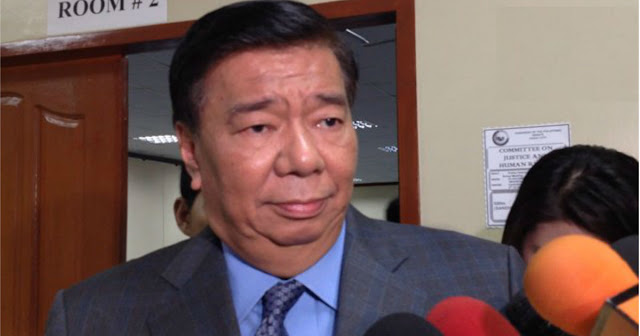 SEN. FRANK DRILON | hindi kaylangan ng Martial Law para gawin nila ang trabaho na ginagawa nila ngayon.