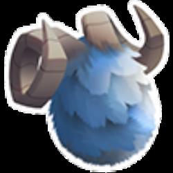 Oeuf de Dragon Dragon Yeti