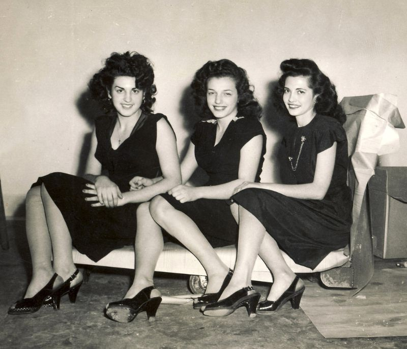 40 Snapshots Prove That Our Grandmas Were Cooler Than We Thought in the 1940s