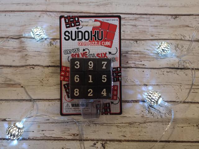 Suduko game cube