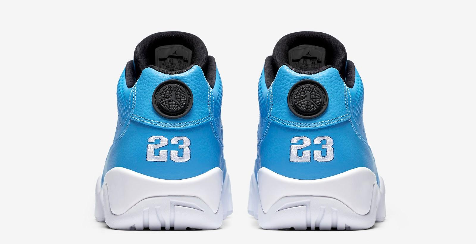 c099b230463 ... switzerland ajordanxi your 1 source for sneaker release dates air jordan  9 retro low pantone university