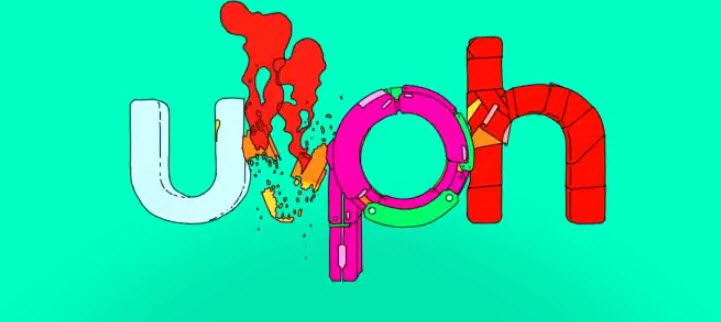 UVPH Logo Ani