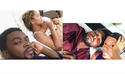 #BBNaija: Gifty's Real Boyfriend Releases Intimate Video Of Himself And Gifty In Bed (Watch)