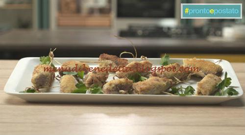 Pronto e postato - Involtini di tonno ricetta Benedetta Parodi