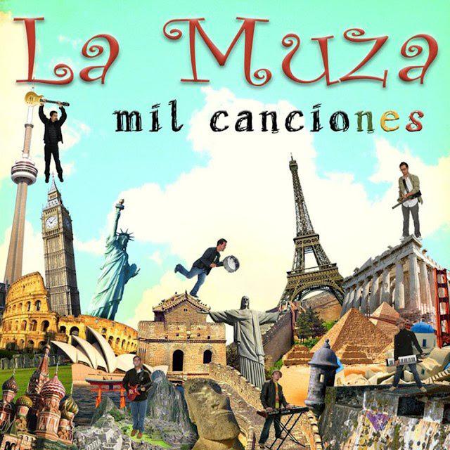 LA MUZA - Mil Canciones (2010)