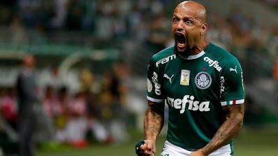 Palmeiras 1 x 0 Internacional - Campeonato Brasileiro 2019 rodada 3