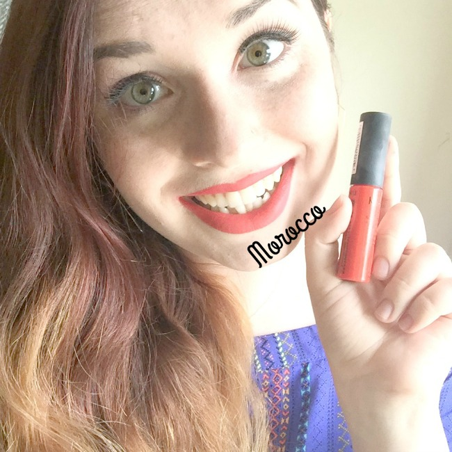 NYX Haul - liquid lipsticks and brows. Nourish ME: www.nourishmeblog.co.uk
