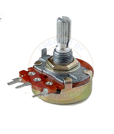 Potentiometer putar www.divaizz.com