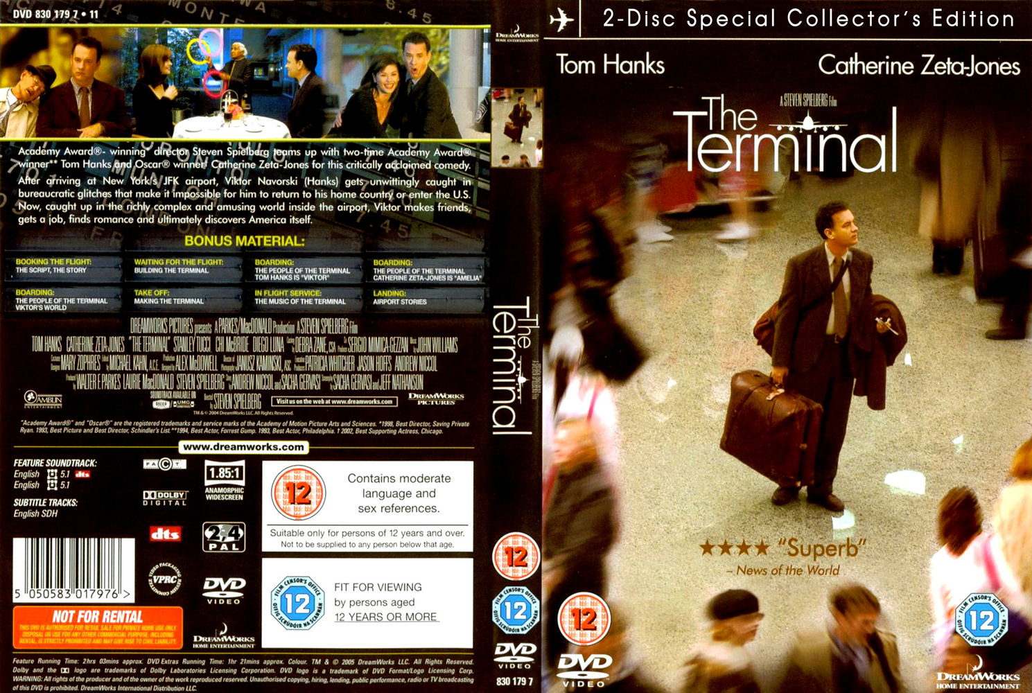 Movies Collection The Terminal 2004