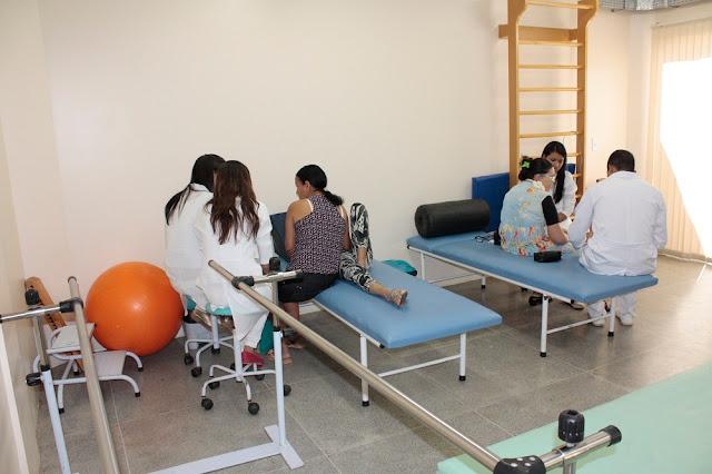 FASB encerra 2018 com a prestação de mais de 5600 atendimentos gratuitos em Fisioterapia para a população
