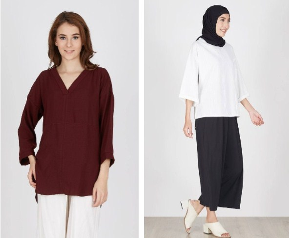 Tips Penggunaan Baju Atasan Wanita Sesuai Kegiatan