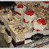 كؤوس بالشانتي ، الشوكولا و الفراولة Recettes de Verrines et Chantilly