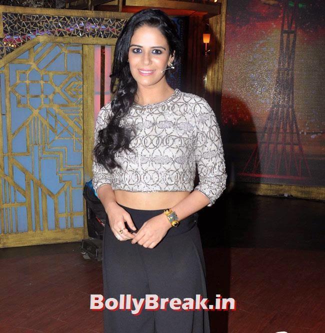 Mona Singh, Vidya Balan & Dia Mirza in Punjabi Suits Promote Bobby Jasoos on Entertainment Ke Liye Kuch Bhi Karega
