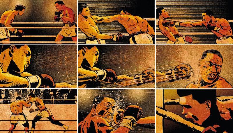 Muhammad Ali - Amazing Améziane by Sybille Titeux de la Croix.