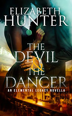 Book Review: The Devil and The Dancer, by Elizabeth Hunter, 4 stars