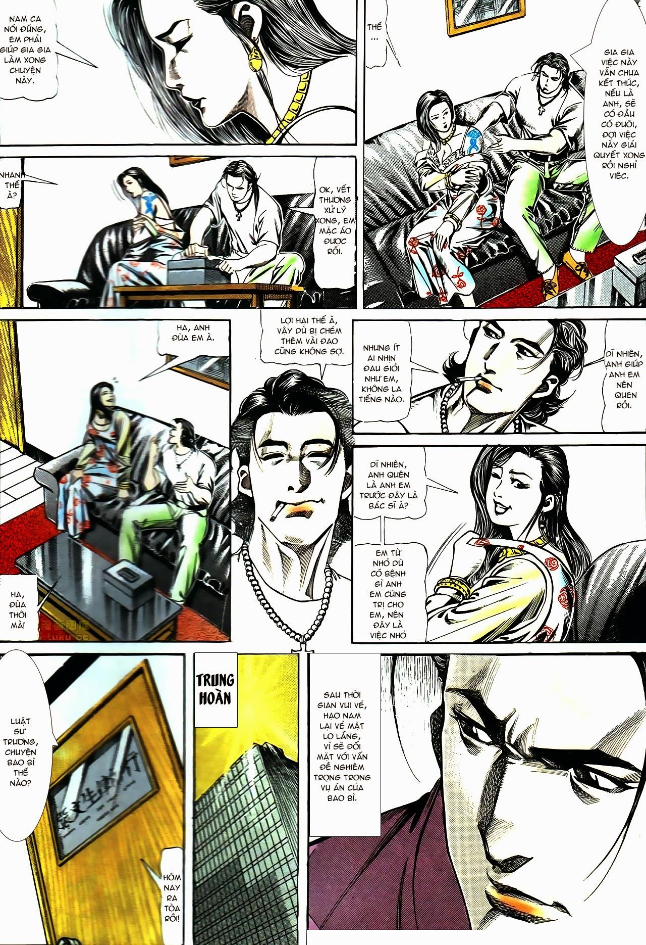 Người Trong Giang Hồ chapter 119: tù chung thân trang 10