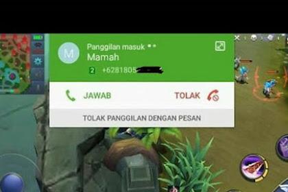 Kalah Main Mobile Legend Gara Gara WhatsApp, Begini Cara Mengatasinya