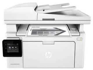 Picture HP LaserJet Pro MFP M132fw Printer