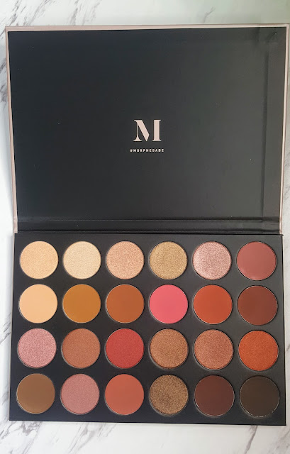 Review: Morphe 24G Palette