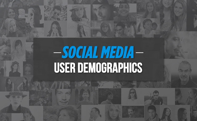The State of Social Media Demographics: 2017 Benchmarks [Infographic]