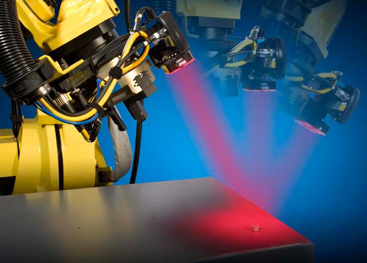 ТОП поставщиков систем машинного зрения для автоматизации производства на основе промышленных роботов