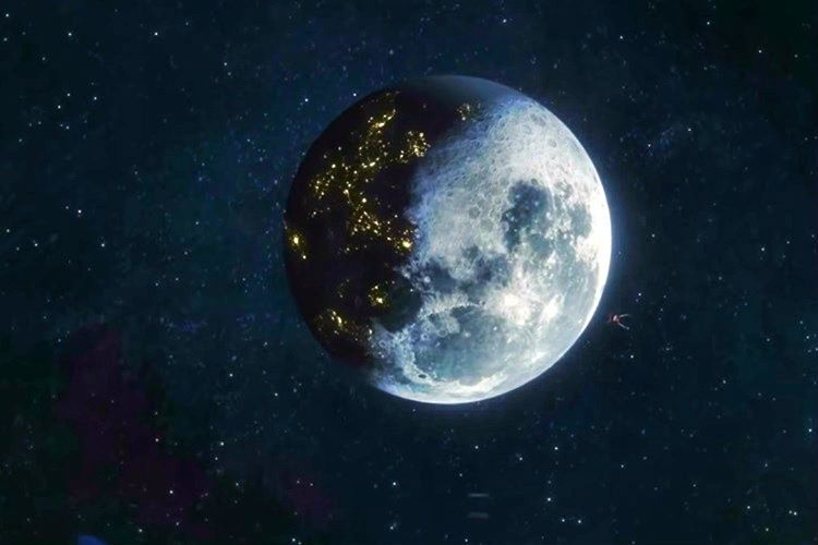 1950'lerden bu yana Ay'ın yüzeyinde esrarengiz ışık parlamaları meydana gelmektedir.