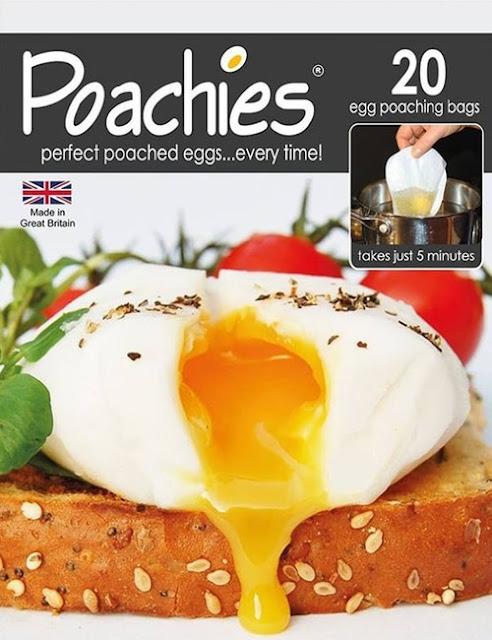 Paquete de bolsitas para hacer huevos escalfados Poachies