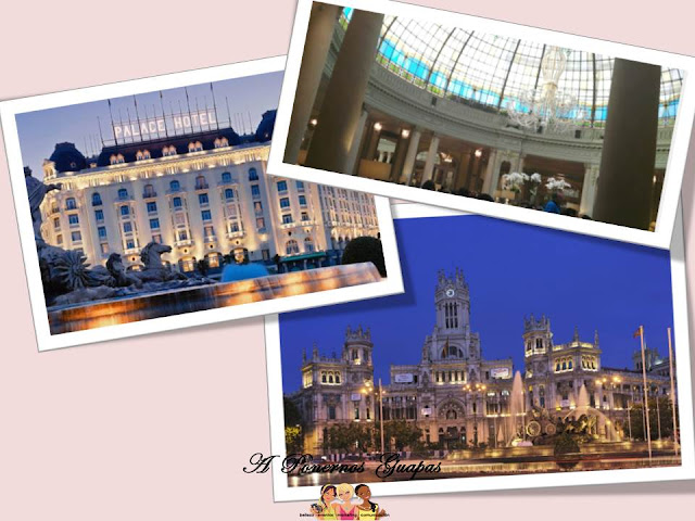 Palace y Cibeles Convención Nacional