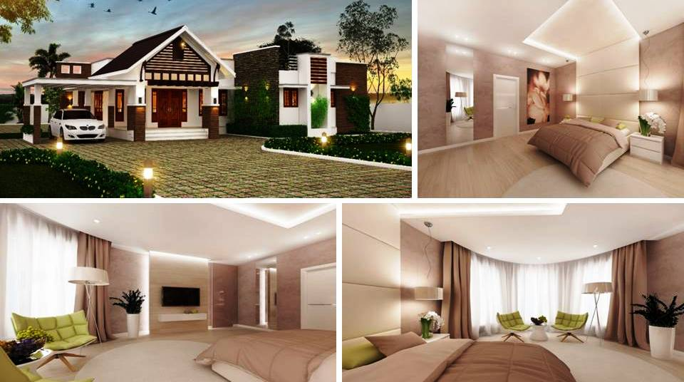 Contemporary House Design Trend Creating Luxury