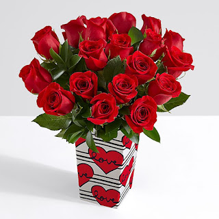 <div> Happy Valentine&#8217;s Day Wishing Red Rose HD Pictures Collection</div>