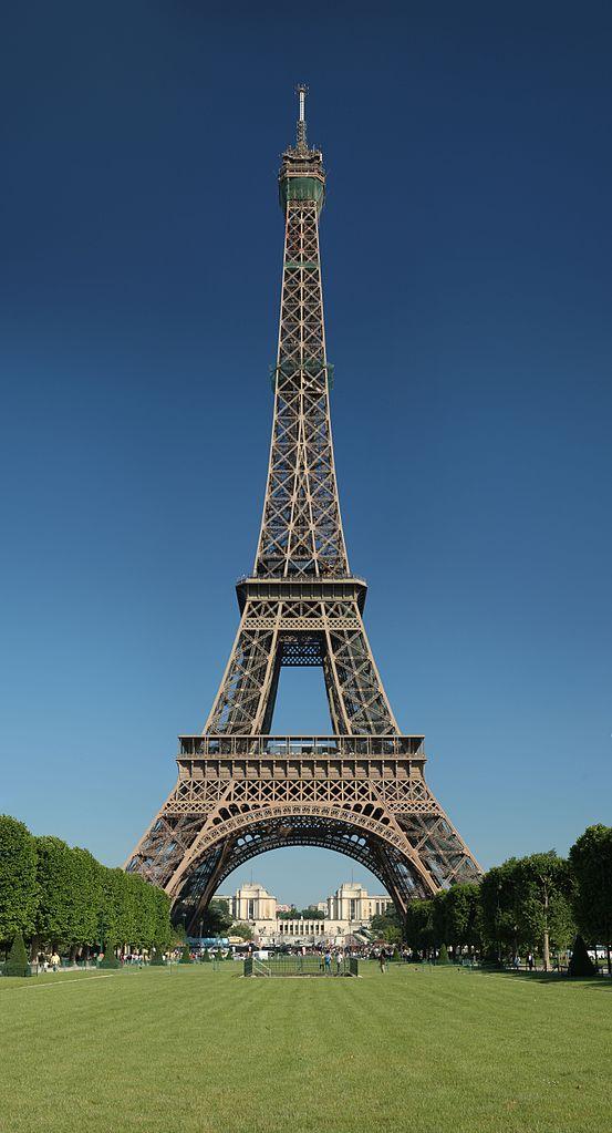 Maravillas modernas i la torre eiffel la historia de su for Creador de la torre eiffel