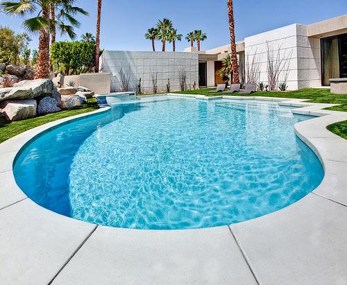 Kiến trúc biệt thự nghỉ dưỡng có ngoại cảnh ấn tượng Rancho-mirage-estate-5