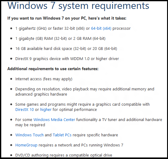 COMPUTERS AND OTHERS: Installing Windows 7 On Asrock 775i65G