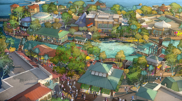 Conheça o novo Disney Springs em Orlando