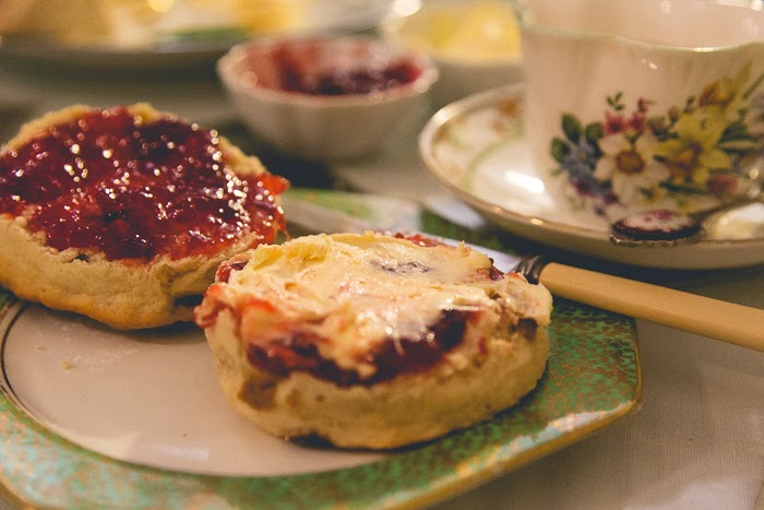 Buntys Lincoln Scones