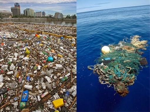 An Ocean of Plastic: Magnitude of Plastic Waste Going Into the Ocean Calculated