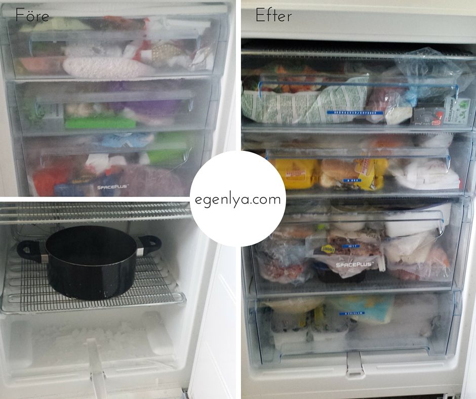 hur kallt ska det vara i kylskåpet