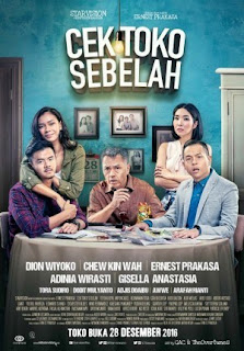 Cek Toko Sebelah ( 2016 ) Bluray 720p