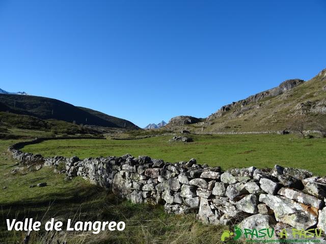 Valle de Langreo, en las inmediaciones de Isoba