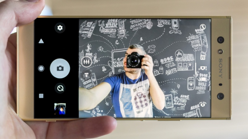 Sony Xperia XA2 Ultra bd