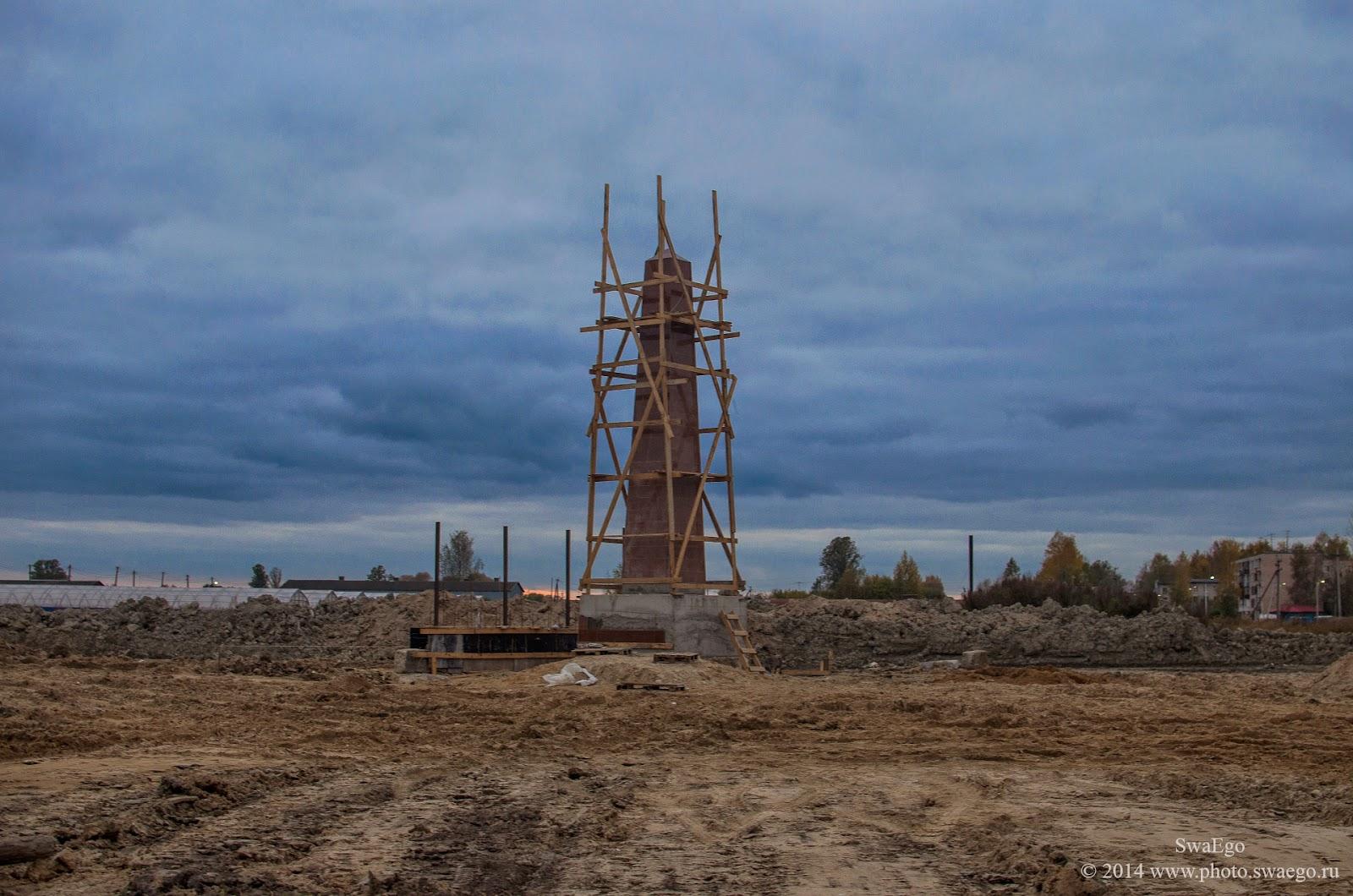 Монумент защитникам Отечества