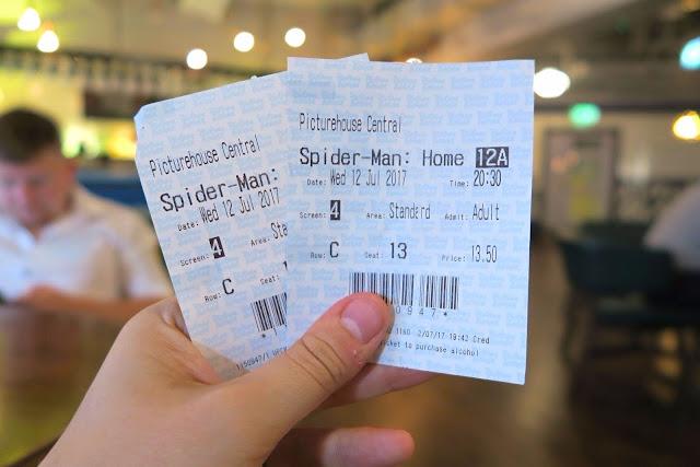 Picturehouse cinema tickets